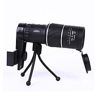 16x52 Zoom HD Smartphone Monocular Telescope Lens Hiking Scope