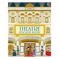 Usborne Theatre Sticker Book