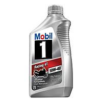 Nhớt Tổng Hợp Cao Cấp Mobil 1 Racing 4T 10W40  (946ml)