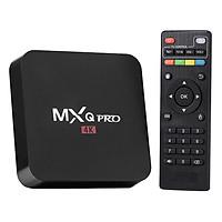 Android Tivi Box MXQ Pro 4K - Hàng Chính Hãng