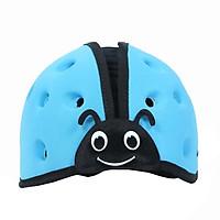 Mũ bảo hiểm cho bé  - Xanh