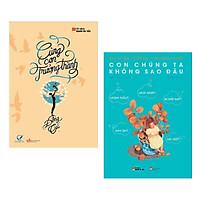 Combo 2 Cuốn Sách Làm Cha Mẹ Hay Nhất: Cùng Con Trưởng Thành + Con Chúng Ta Không Sao Đâu (Tặng Kèm Bookmark Happy Life)