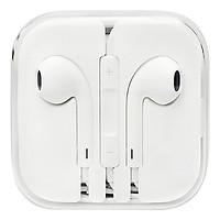 Tai Nghe có dây Nhét Tai Dành Cho iPhone iPad Jack 3.5mm cao cấp - Hàng Chính Hãng