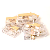 10PCS Panel Mount PCB Fuse Holder Case With Cover for 5x20mm Fuse 250V 6A Specification:A0120