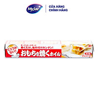 [MyJae x Toyal] Giấy bạc Nhật Bản 25cm x 3m chịu nhiệt tốt nướng thực phẩm