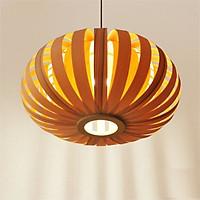 Đèn gỗ thả trần D853