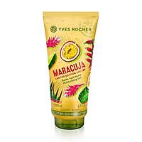 Gel tắm Dưỡng ẩm Hương Chanh Dây & Gừng Yves Rocher Maracuja Moisturizing Gel - Hàng chính hãng