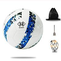 Bóng đá cho thiếu niên BoMa 32- Quả bóng đá size 4 - Tặng kèm túi rút, kim bơm và túi lưới