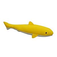 Gối Ôm Hình Con Cá 7 Hometex - Vàng (80 x 25 cm)