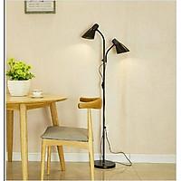 Đèn cây đứng - đèn sàn trang trí nội thất 2 bóng Furnist DC9011 - DC9011