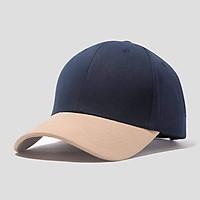 Nón kết/ Mũ luỡi trai mix màu thời trang Hàn Quốc NON0601XN