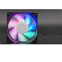 Fan Case V-08CM LED (8cm) - lk1984 - hàng nhập khẩu
