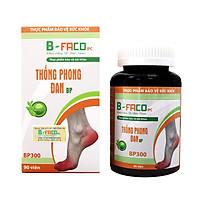Sản phẩm Gout Thống Phong Đan bảo vệ sức khỏe (hộp 90 viên)