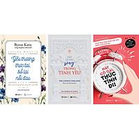 Combo 3 Cuốn: Phụ Nữ Tự Tin Làm Chủ Cuộc Đời Mình