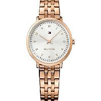 Đồng hồ đeo tay Nữ  dây kim loại Tommy Hilfiger 1781760