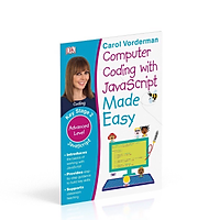 Sách: Computer Coding with JavaScript Made Easy Ages 7-11