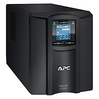 Bộ lưu điện APC Smart-UPS C 2000VA LCD 230V- SMC2000I- Hàng chính hãng APC
