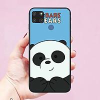 Ốp lưng điện thoại dành cho Realme C12 hình Gấu Bears Dễ Thương