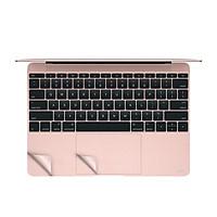 Bộ dán bảo vệ cho Macbook màu Rose Gold