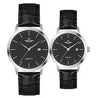 Đồng hồ Cặp Dây Da SRWATCH SG3001.4101CV-SL3001.4101CV