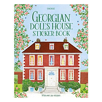 Usborne Georgian Doll's House Sticker Book