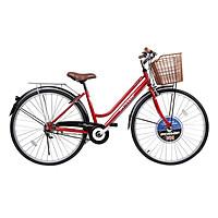 Xe Đạp Thời Trang Dunlop Nữ - Đỏ