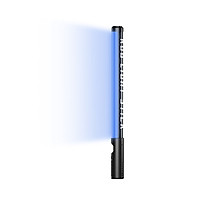 RGB Handheld LED Video Light Tube Photography Light Wand 3000K-6500K Dimmable 10 Lighting Effect Built-in Rechargeable