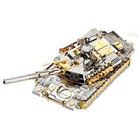 Mô hình thép 3D tự ráp xe tăng M1A2 Sep Tusk II