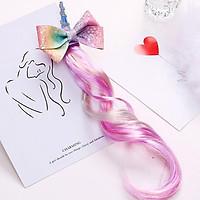 Kẹp tóc hóa trang Unicorn cao cấp cho bé yêu đủ màu sắc ảo diệu xinh lung linh cho bé thích mê – P146
