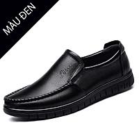 Giày da nam thật, giày trung niên, chống trơn trượt ôm chân phong cách sang trọng mã 36274
