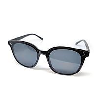 Kính mát thời trang chống nắng gọng nhựa mắt to K019 unisex nam nữ kính râm 3 chấm phong cách sang chảnh, cá tính