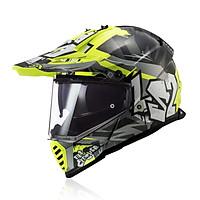 Mũ bảo hiểm Dual Sport LS2 MX436 PIONEER EVO 2020