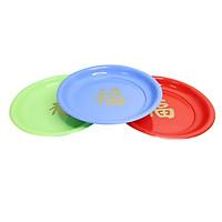 Combo 3 Mâm nhựa tròn 30 cm Chấn Thuận Thành mâm cơm, mâm đặt đồ cúng, bưng bê, bền đẹp hàng Việt Nam chất lượng cao (MT3T20-3) nhiều màu