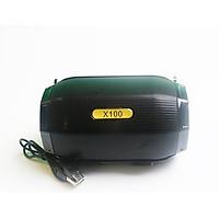 Loa Bluetooth X100 Cao Cấp Âm Thanh Tuyệt Hảo Bass Mạnh Mẽ