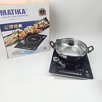 Bếp từ cao cấp Matika MTK-2117 - Hàng chính hãng