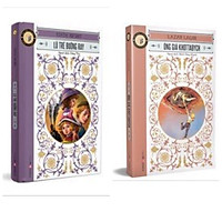 Combo 2 cuốn tác phẩm kinh điển: Ông Già Khottabych + Lũ Trẻ Đường Ray