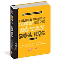 Sách - Sổ tay Hóa học - Á Châu Books ( Tiếng Việt, lớp 8 - lớp 12 )