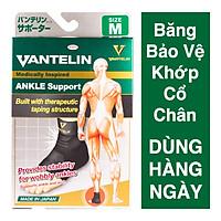 Băng Bảo Vệ Khớp Cổ Chân Vantelin Ankle Support size M