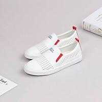 Giày lười nam - Slip on nam da - Mã LY57