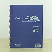 Sổ xé A4 lò xo - A4XR01-2