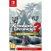 Đĩa game xenoblade chronicles 2 torna the golden country - Hàng Chính Hãng