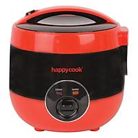 Nồi cơm điện nắp gài Happy Cook HCJ-150T (1.5L) - Hàng chính hãng