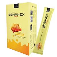 Mật ong hộp giấy xuất khẩu dạng stick Behonex Medium 25g*12
