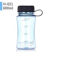 Large Capacity Water Bottle 1000ml Plastic Outdoor Water Cup Male Fitness Portable Space Oversized Sports High Quality with Rope