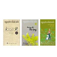 Combo 3 cuốn Còn chút gì để nhớ + Thương nhớ Trà Long + Ngày xưa có một chuyện tình