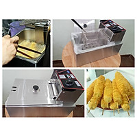 Bếp chiên nhúng điện BC-81 loại 1 dung tích nồi 5.5L tiện dụng thích hợp cho quán ăn nhỏ, gia đình-hàng chính hãng