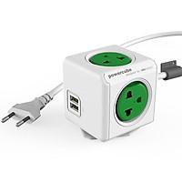 Ổ Cắm Điện Allocacoc PowerCube Extended USB 1.5M - Hàng Chính Hãng