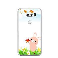 Ốp lưng dẻo cho điện thoại LG V30 - 0411 CARTOON09 - Hàng Chính Hãng