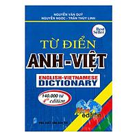 Từ Điển Anh -  Việt  (140.000 Từ)