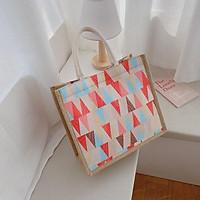 Túi xách nữ vải nylong - Túi vải thời trang - Túi xách vải